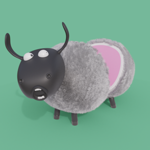 Sharon the sheep